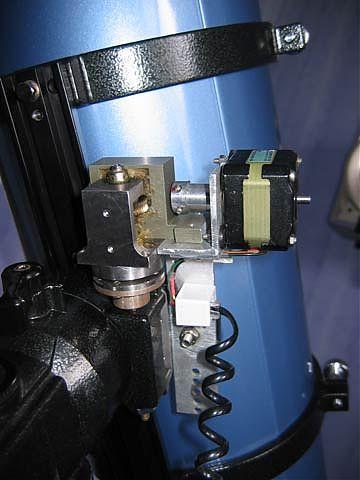 Моторизованная монти EQ5 DEC движок